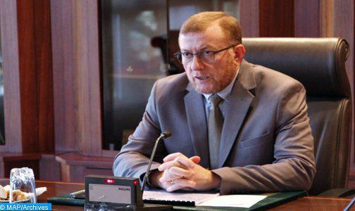 السيد بوليف يدعو بالإسكندرية إلى تطوير الأداء من أجل تعزيز حركة التجارة البينية العربية