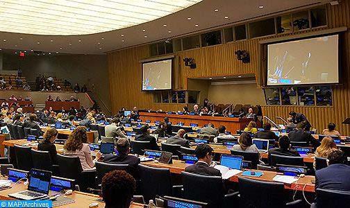 خبراء قانونيون دوليون يؤكدون بالأمم المتحدة أن قضية الصحراء هي قضية وحدة ترابية