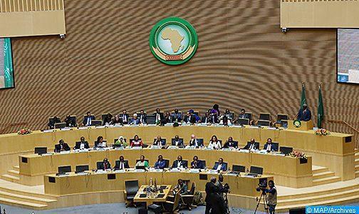 أديس أبابا.. البعثة الدائمة للمملكة المغربية لدى الاتحاد الإفريقي تبرز الترابط بين السلم والأمن والتنمية