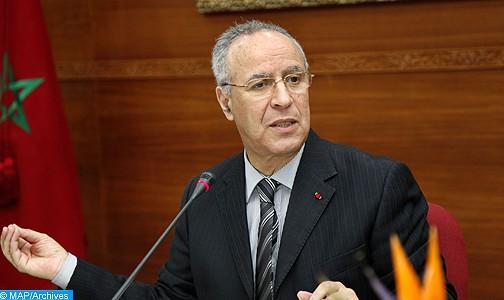 السيد أحمد التوفيق يؤكد بالعاصمة الكازاخية على ضرورة توعية الناس بالاحتياط فيما يستهلكونه من المادة الدينية