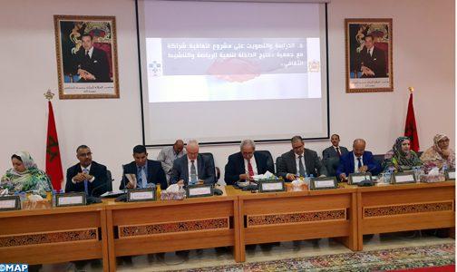 مجلس جهة الداخلة – وادي الذهب يصادق على مشروع ميزانية السنة المالية 2019