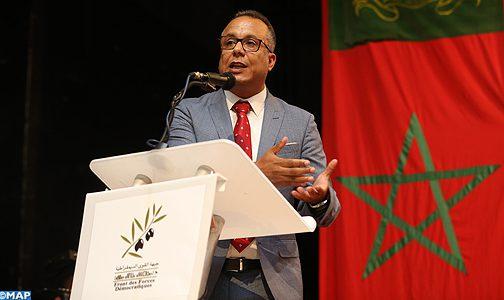 تعزيز الثقة السياسية رأسمال رمزي لتحقيق التنمية الشاملة (مصطفى بنعلي)