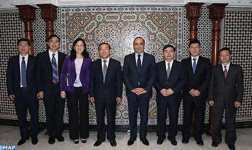 نائب وزير العدل الصيني يؤكد أن المغرب يوفر الضمانات القانونية المناسبة للاستثمار
