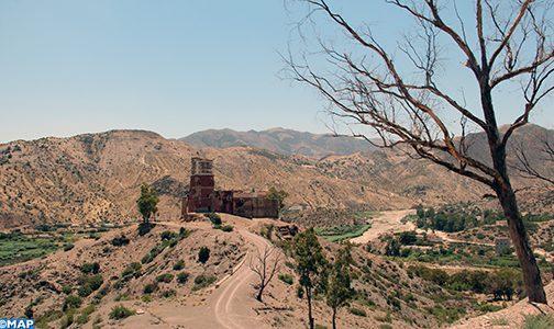 قلعة أربعاء تاوريرت بإقليم الحسيمة، أطلال في انتظار تثمين يطلق شرارة التنمية