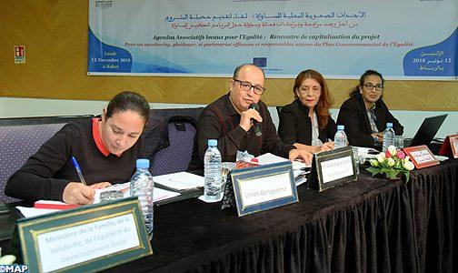 تحسين التنسيق بين المجتمع المدني والسلطات العمومية بشأن حقوق النساء يتطلب تفعيل مقاربة النوع (منظمة غير حكومية)