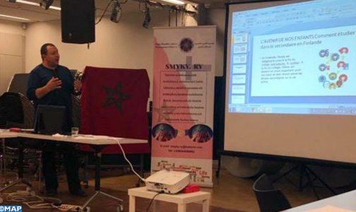 هلسنكي.. فعاليات جمعوية مغربية بفنلندا تناقش انشغالات الجيل الثالث والهوية واللغة