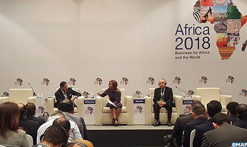 القارة الإفريقية تمثل المستقبل الحقيقي والواعد لنمو قطاع الأعمال (مدير عام التجاري وفا بنك)