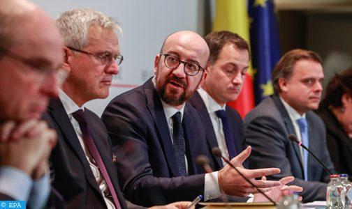 أزمة الحكومة البلجيكية : تعيين وزيرين خلفا لوزراء الحزب القومي الفلاماني