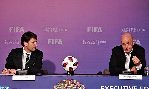 قرار الحسم في التنظيم الثلاثي لنهائيات كأس العالم 2030 سيتم اتخاذه بعد أربع سنوات من الآن