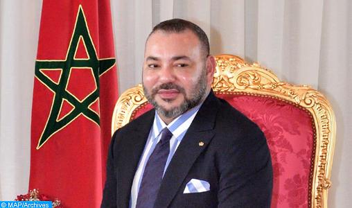 Nouvel An : SM le Roi échange des messages de félicitations avec des Chefs d'État et de Gouvernement de pays frères et amis