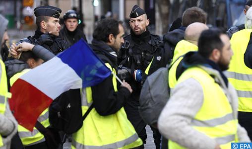 """France : Acte VIII des """"gilets jaunes""""malgré les gestes du gouvernement"""