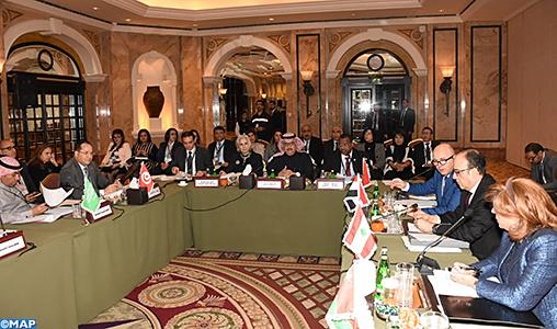 Sommet économique arabe à Beyrouth : Début des réunions préparatoires