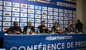 Marathon International de Marrakech: plus de 9.000 coureurs à la 30è édition