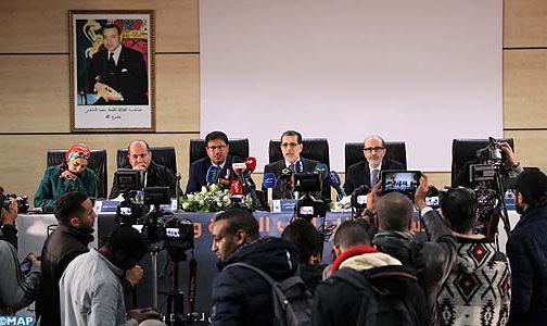 Le PJD appelé à soutenir l'indépendance de la décision nationale (M. El Otmani)