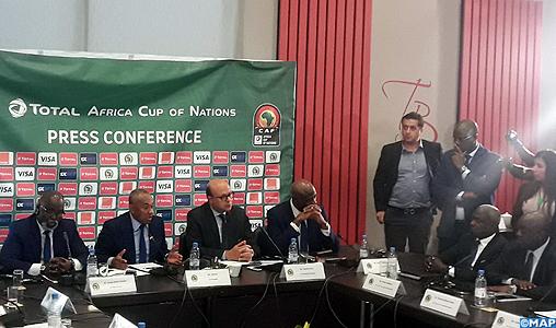 L'Egypte hôte de la CAN-2019