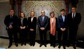 Mme Mogherini souligne l'importance d'engager une réflexion sur un nouveau partenariat englobant plusieurs domaines