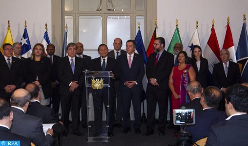 Venezuela: Le Groupe de Lima ne reconnaît pas la légitimité du second mandat de Maduro