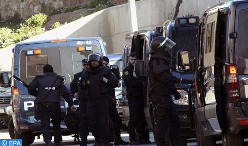 Un Marocain arrêté en Espagne pour appartenance présumée à Daech