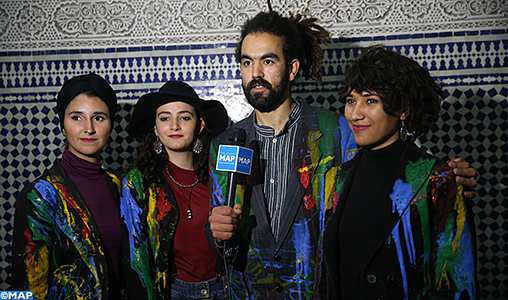 4-ème Rencontre internationale des artistes de Fès