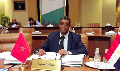 Le Maroc prend part à Riyad à la 92è session du Comité permanent des médias arabes