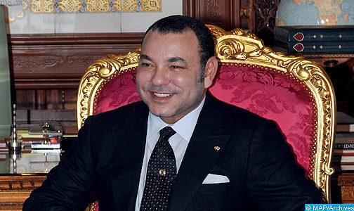 SM le Roi félicite M. Rajoelina suite à son élection à la Présidence de la République de Madagascar