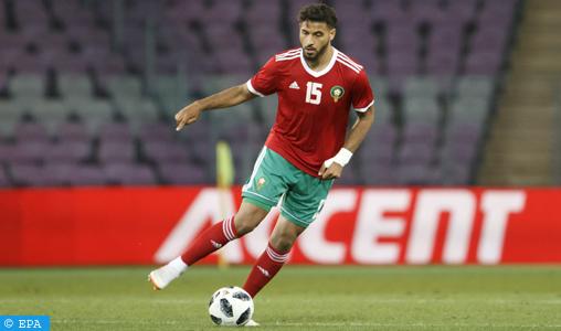L'international marocain Youssef Aït Bennasser dans le viseur de clubs italiens et anglais
