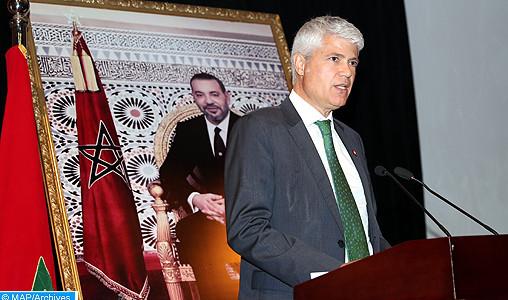 """Le Maroc a """"très bien"""" géré la crise sanitaire et la population marocaine a fait preuve de résilience et de discipline (ambassadeur)"""
