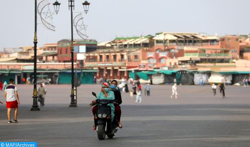 Canicule et Covid-19 : Les Marrakchis face à un double défi